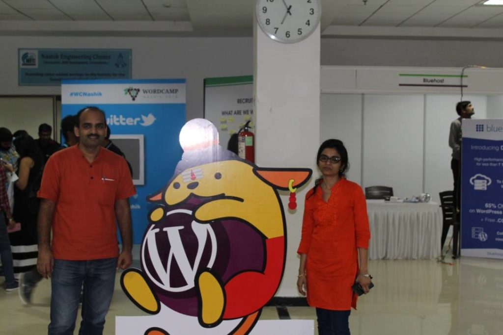 Our Experience at WordCamp Nashik 2016