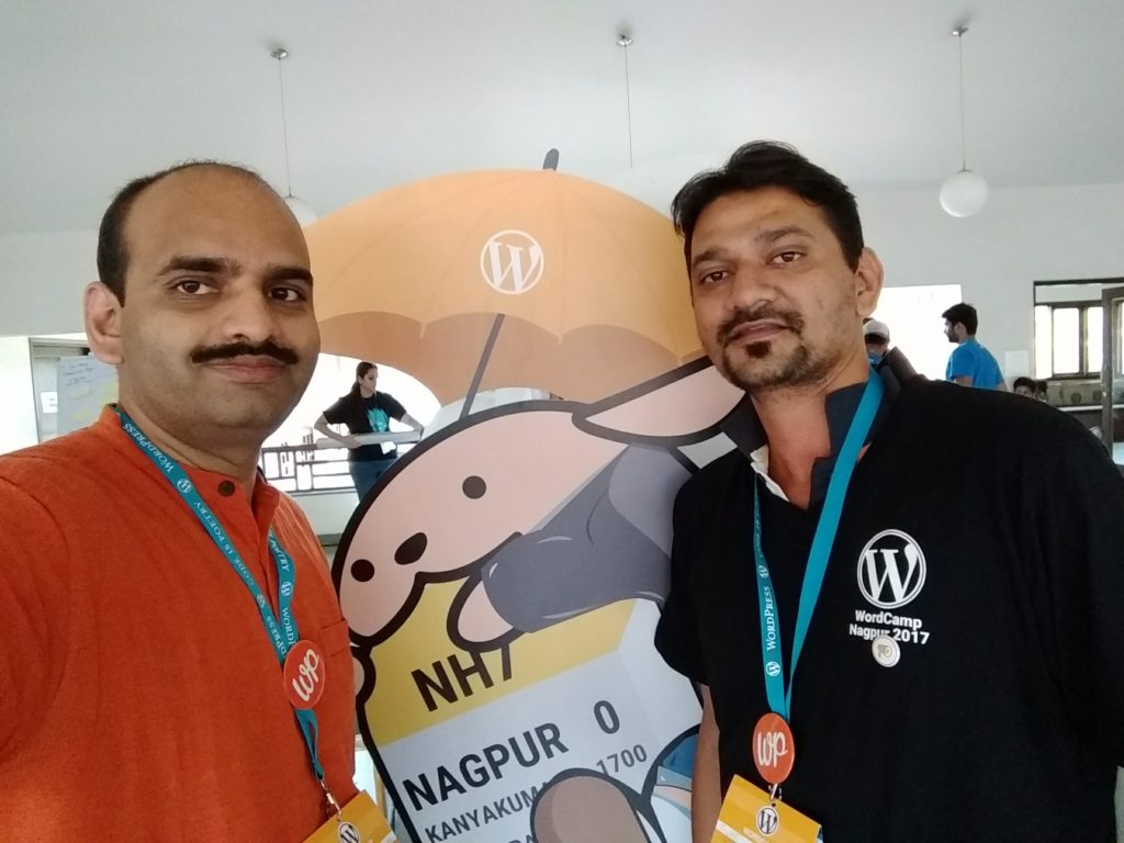 Our Experience at WordCamp Nagpur 2017